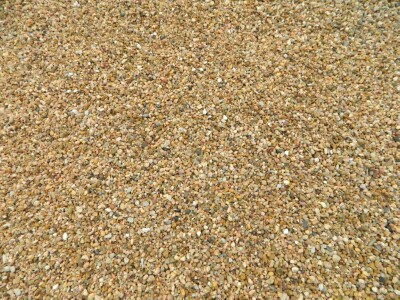 Houston pea gravel