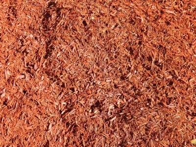 Houston red mulch